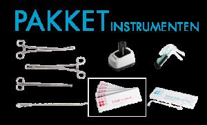 Titus Health Care instrumentenpakket