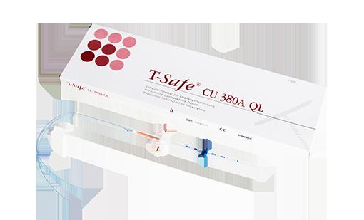 T-Safe koperspiraal